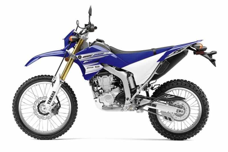 Yamaha WR250X (2008 – Present)