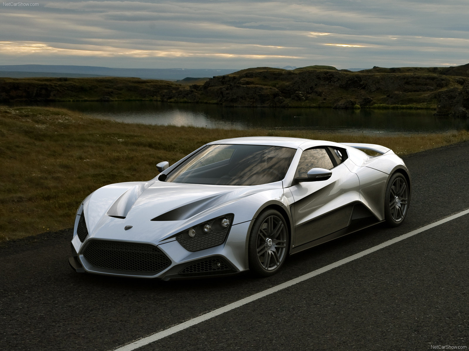 Our list of exotic cars includes the Zenvo ST1