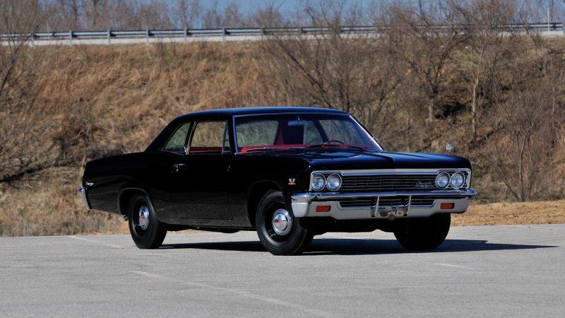 1966 Chevrolet Biscayne L72