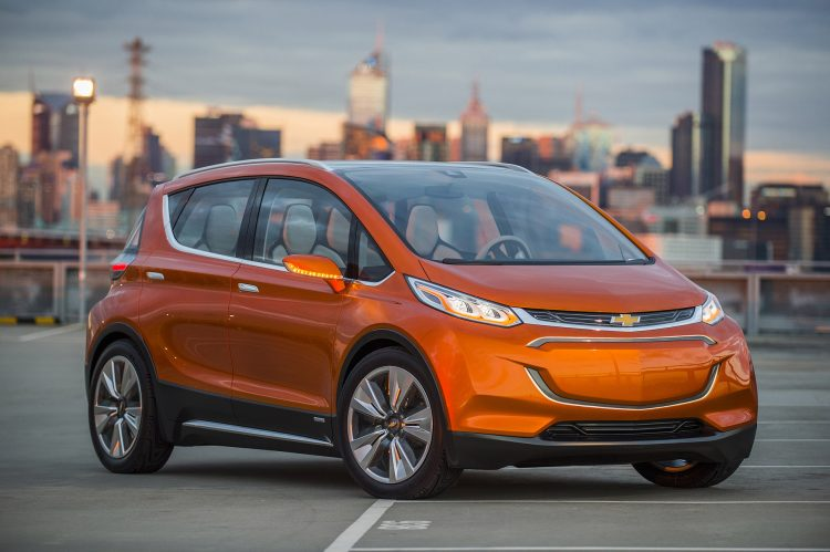 The Chevrolet Bolt is both economical and one of the best hatchbacks 2018 has brought to market