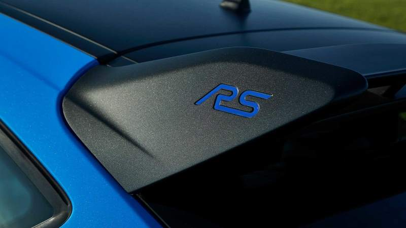 Ford Focus RS Spoiler
