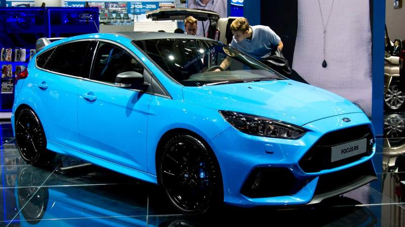 New Ford Focus RS Edition Even Faster Through The Bends