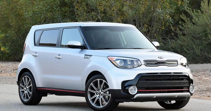 The Kia Soul is one of the best hatchbacks 2018 has brought us in several categories