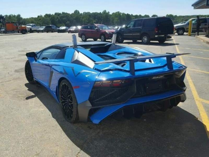 salvage acura lamborghinis a wrecked sale there yard lamborghini s carscoops nsx at for