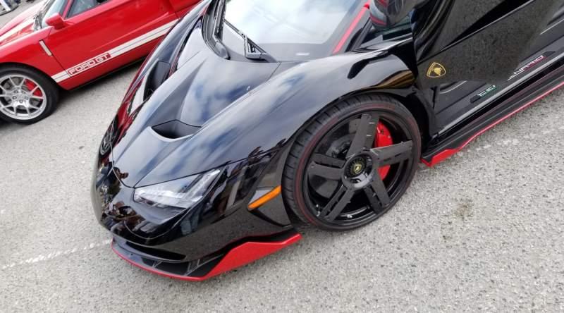 Incredible 3 475 000 Lamborghini Centenario For Sale In California