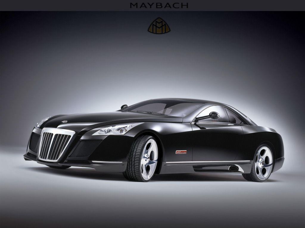 Our list of exotic cars includes the Maybach Exelero