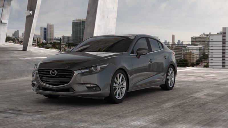 Compact Cars 2018 - Mazda 3
