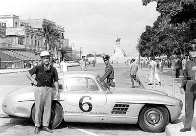 Vintage Racing 300SL