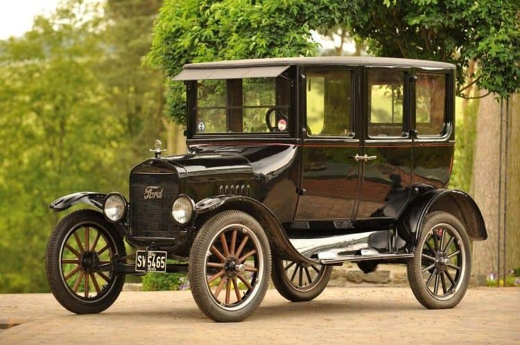 The Ford Model T Is One Of The Classic American Cars That Revolutionized The Industry