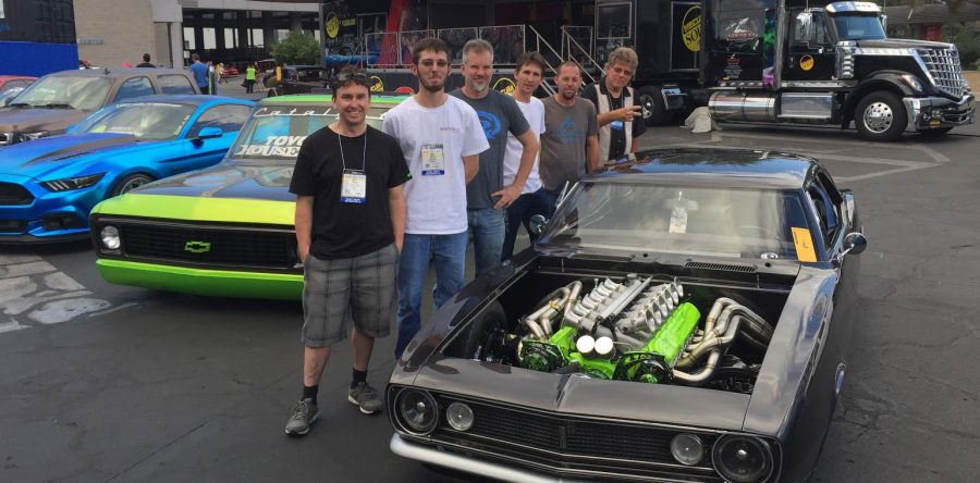 Australian V12LS Group Converts an LS1 V8 Into a Custom 1000-HP V12 Engine