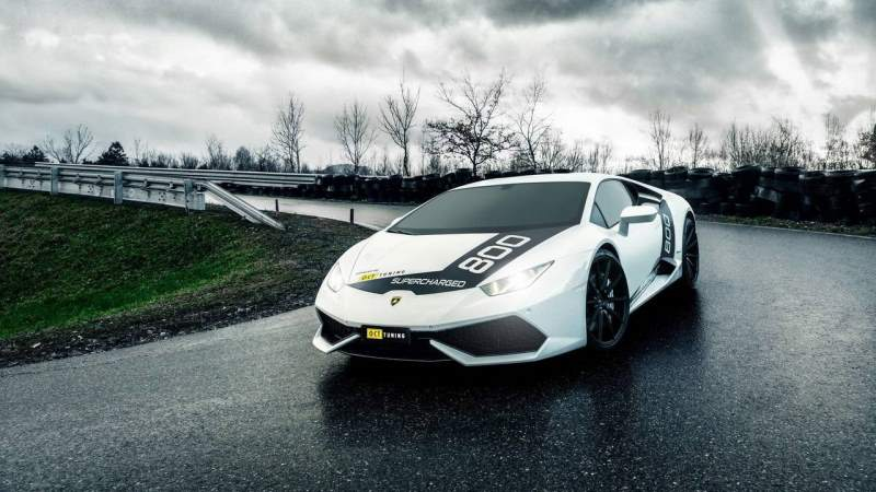 lamborghini huracan supercharged for 2 5 second 0 62 mph run. Black Bedroom Furniture Sets. Home Design Ideas