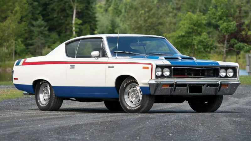 "1970 AMC Rebel ""The Machine"""