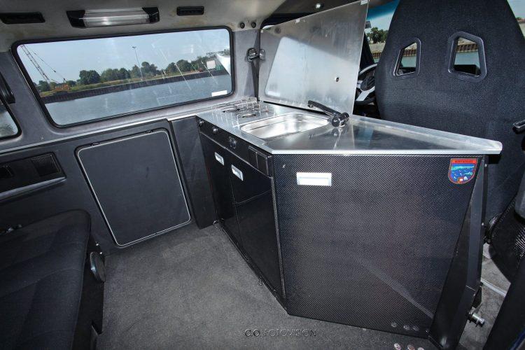1989 Volkswagen T3 Interior