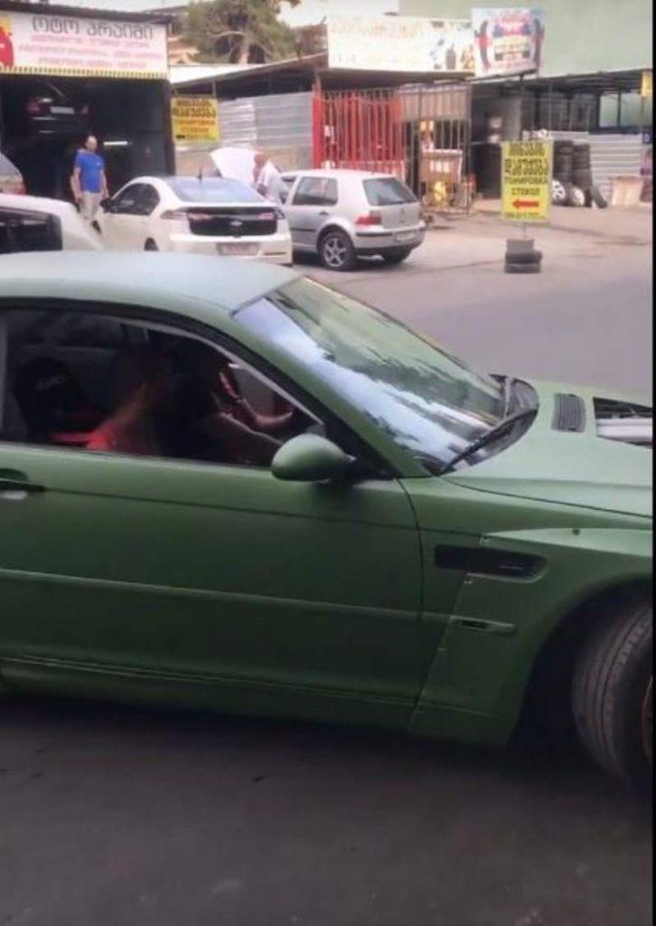 V10 Dodge Viper BMW M3 profile
