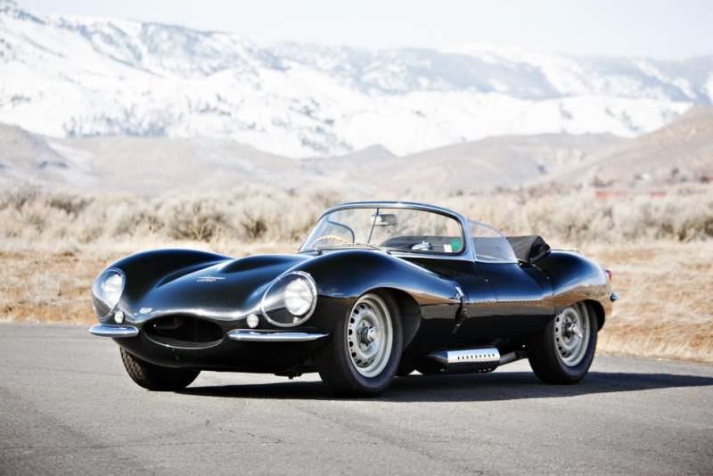 20 Coolest low volume supercars Jaguar XKSS