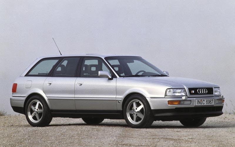 1993 Audi S2 Avant