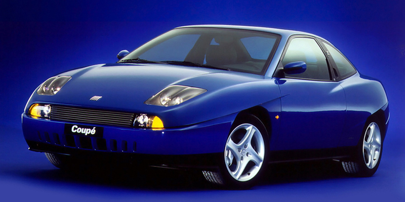 1993 Fiat Coupe