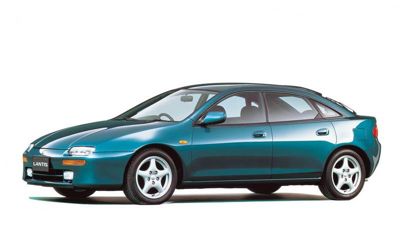1993 Mazda Lantis