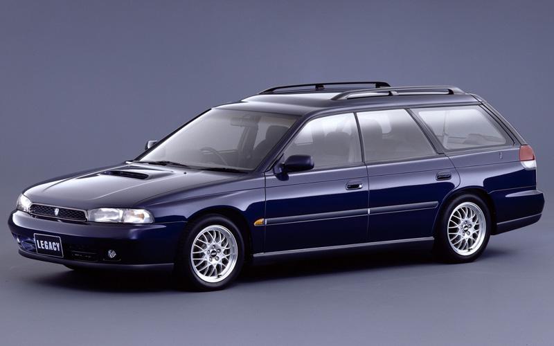 1993 Subaru Legacy GT