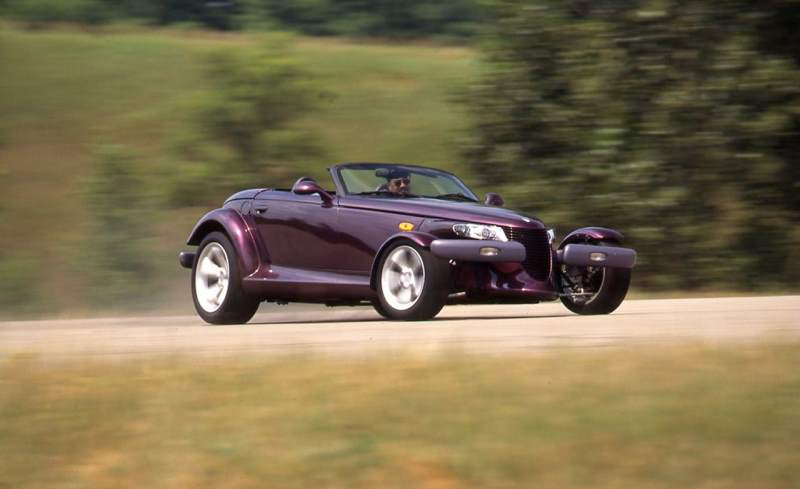 35 Coolest Car Names Plymouth Prowler