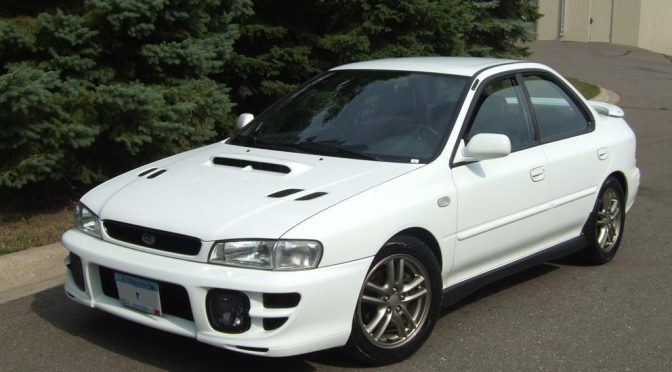 first carsfirst cars Subaru Impreza 2.5RS