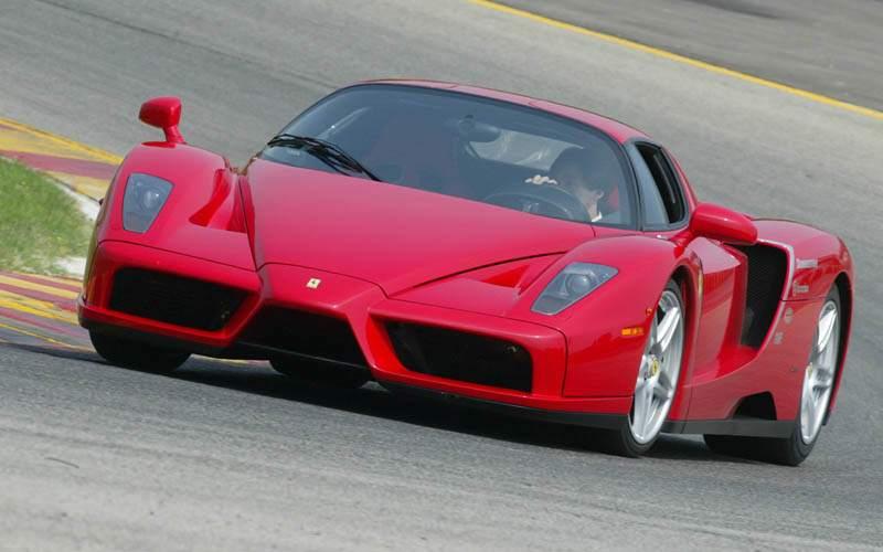 20 Coolest low volume supercars Ferrari Enzo
