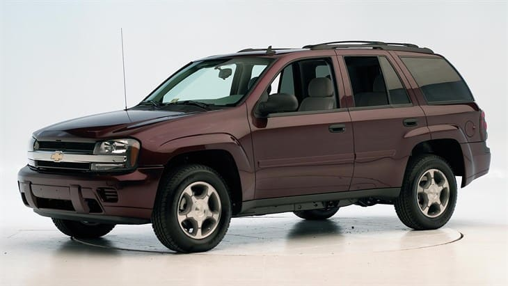 The Chevrolet Trailblazer is not the greatest Chevy SUV on the road today.