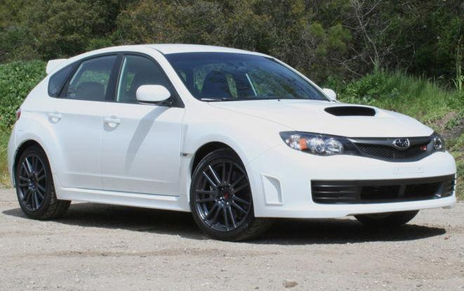 Subaru WRX STI (2008-2010)