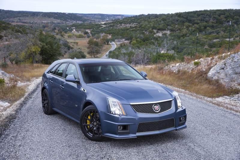 Future Classics Cadillac CTS-V Wagon