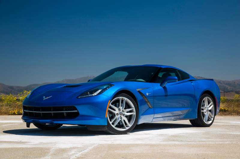 Chevrolet Corvette Stingray Is One Of The Cool Car Names On Out List