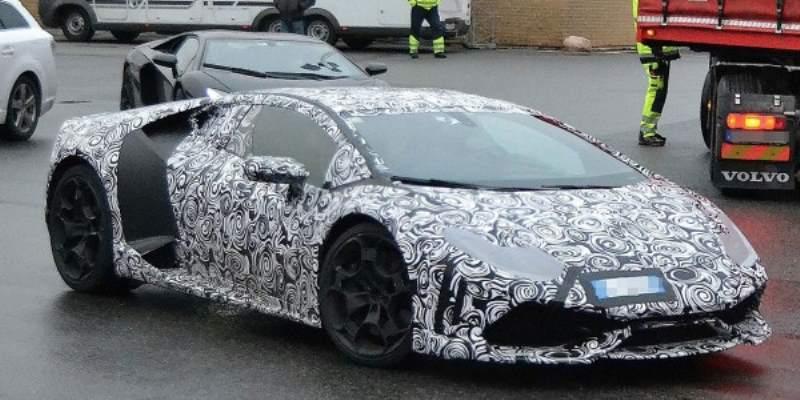 Lamborghini Huracan hybrid