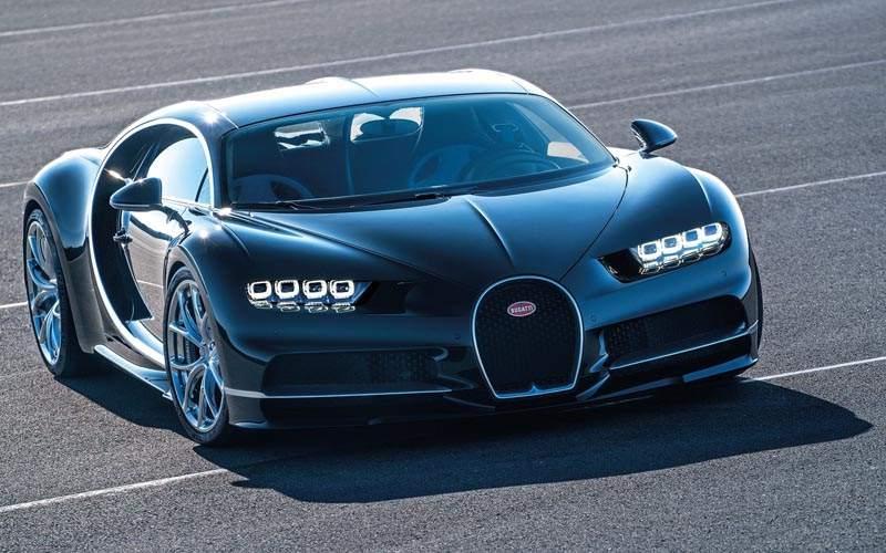 20 Coolest low volume supercars Bugatti Chiron