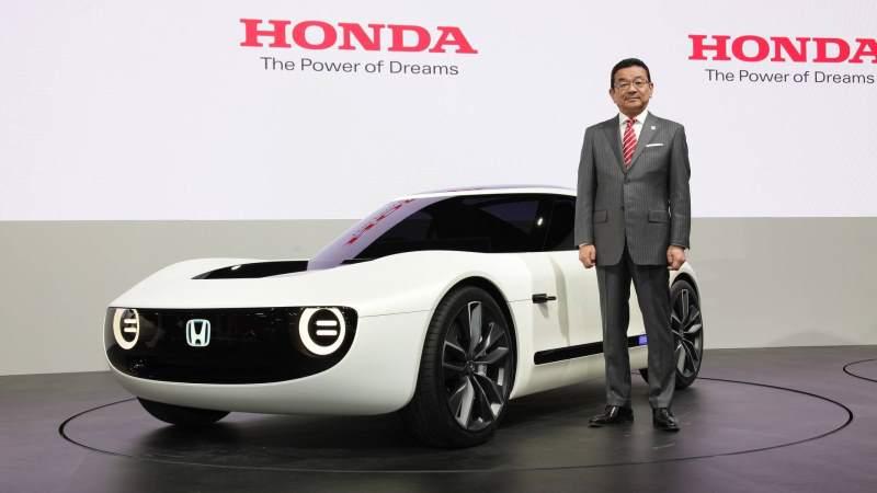 Honda Sports EV Concept Press Release 2