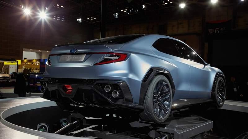 Subaru Viziv Performance