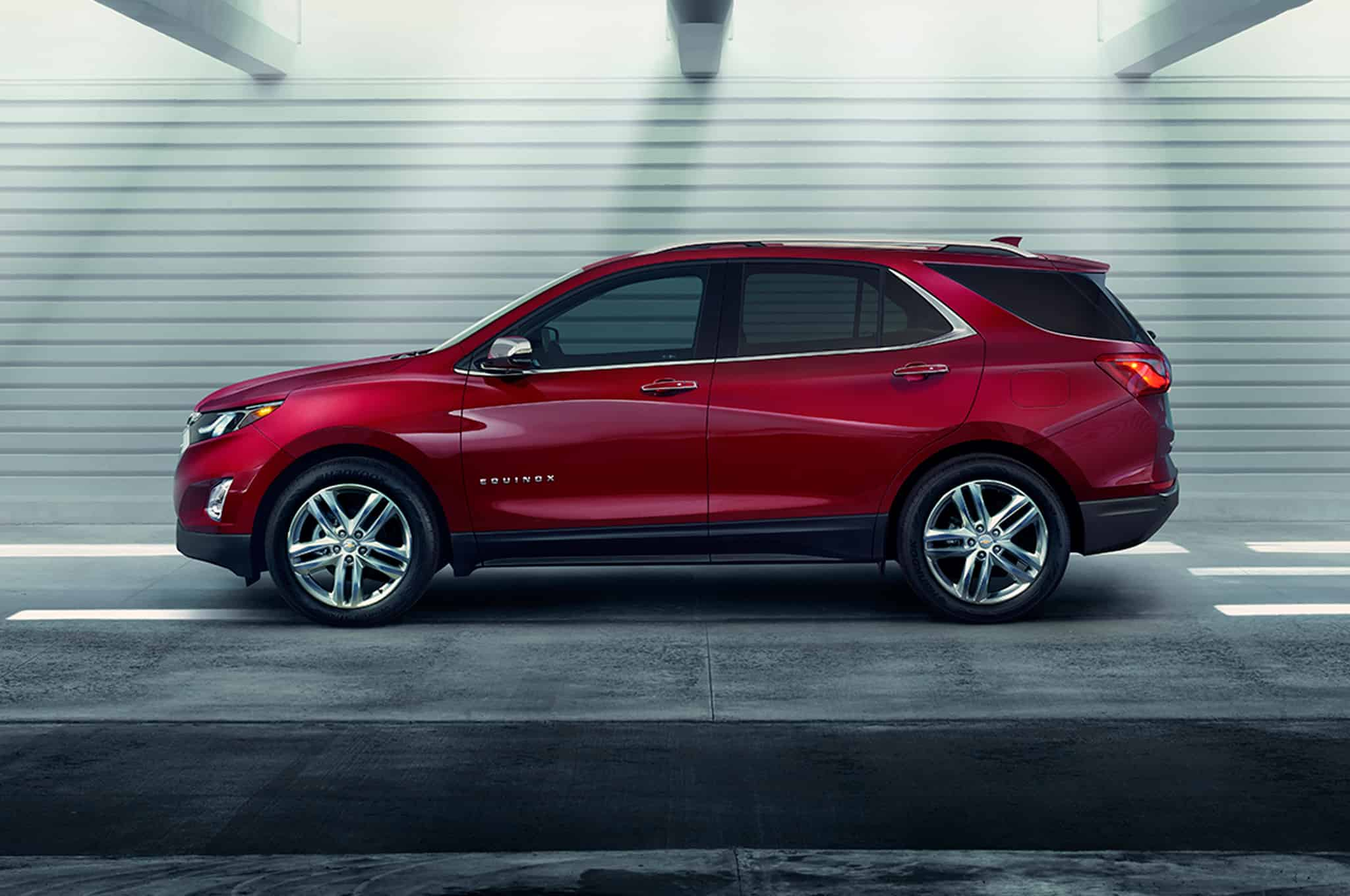 The best Chevy SUV is the Chevrolet Equinox.