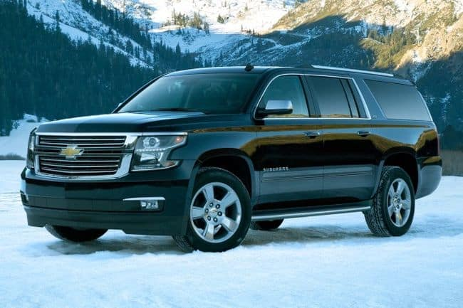 The Chevrolet Suburban is still a great Chevy SUV after 70 years.