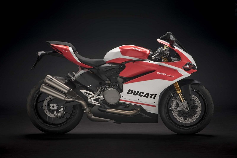 2018 Ducati 959 Panigale Corse 1