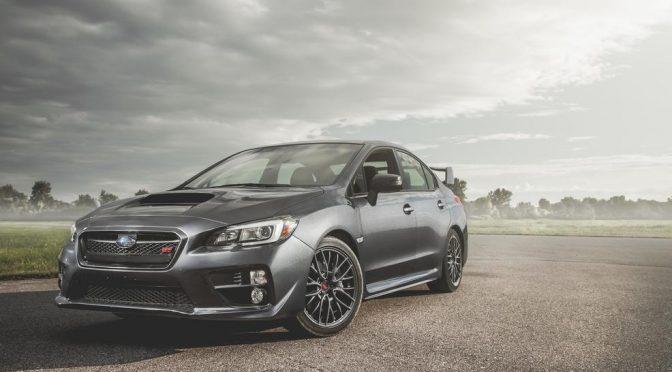 Every list of cheap turbo cars should include the Subaru WRX STI.