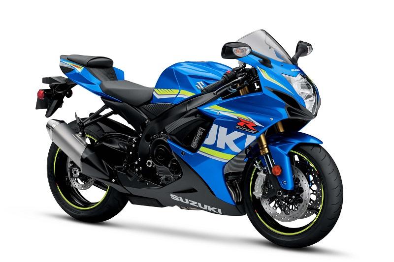 2018 Suzuki 2019 GSX-R750 5