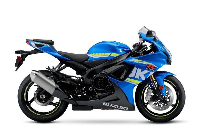 2018 Suzuki 2019 GSX-R750 6