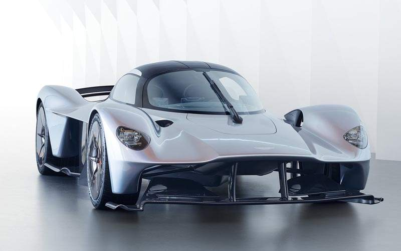20 Coolest low volume supercars Aston Martin Valkyrie
