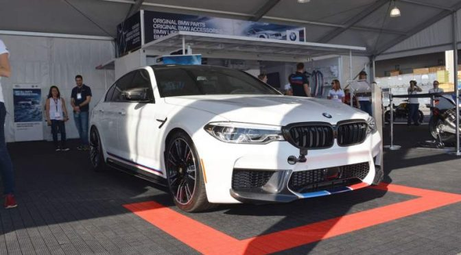 2018 BMW M5 M Performance