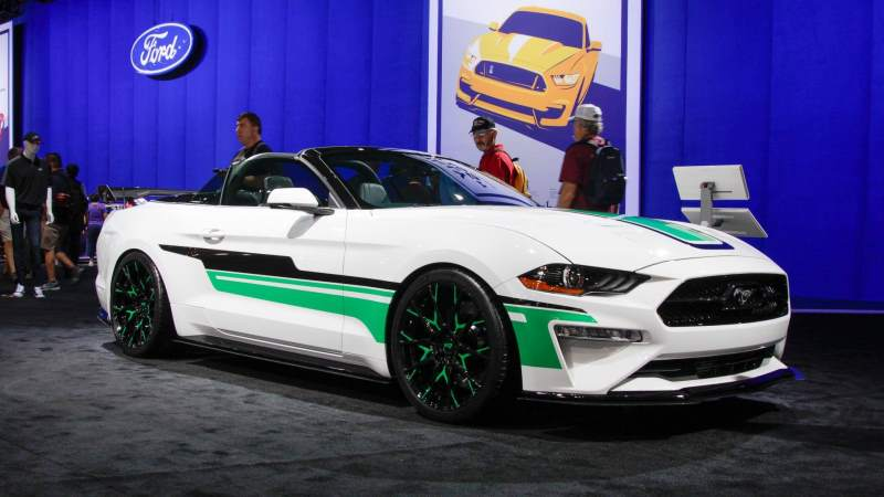 MAD Industries 2018 Ford Mustang