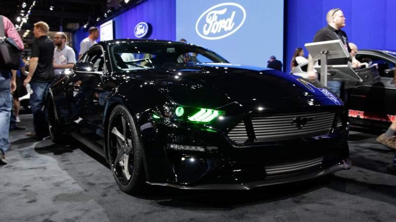 DeBerti Design 2018 Ford Mustang