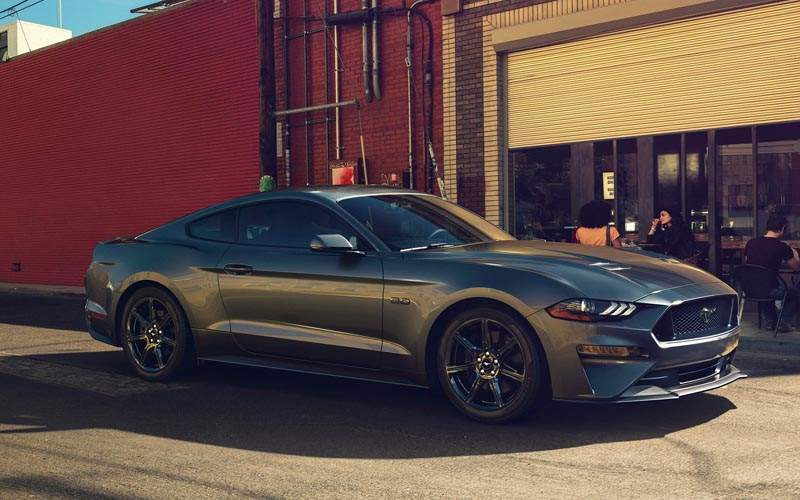 35 Coolest Car Names Ford Mustang