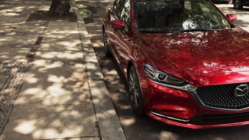 2018 Mazda 6 Front Quarter
