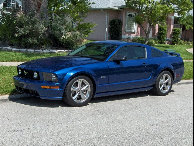 Ford Mustang GT (2005-2014)