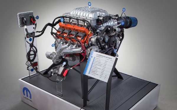 Our list of engine rebuild tips includes a 707 hp HellCrate engine