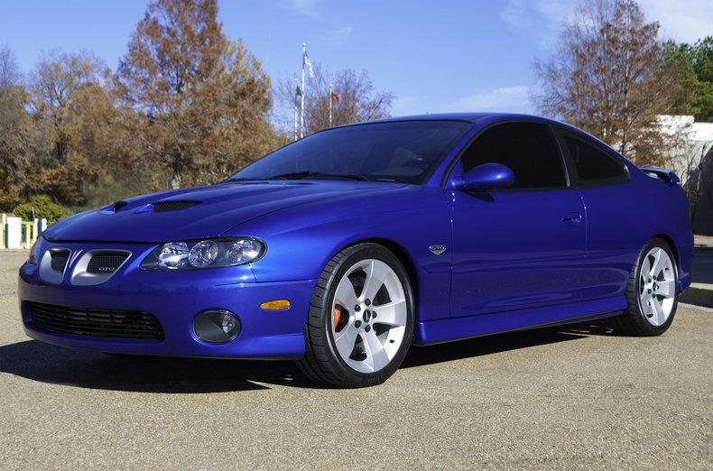 Pontiac GTO (2004-2006)