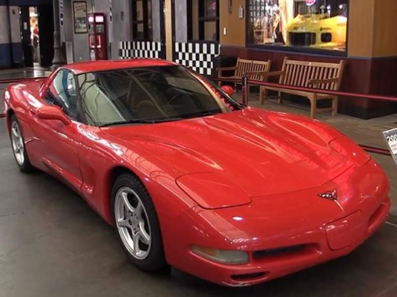 corvette c5 773338 miles